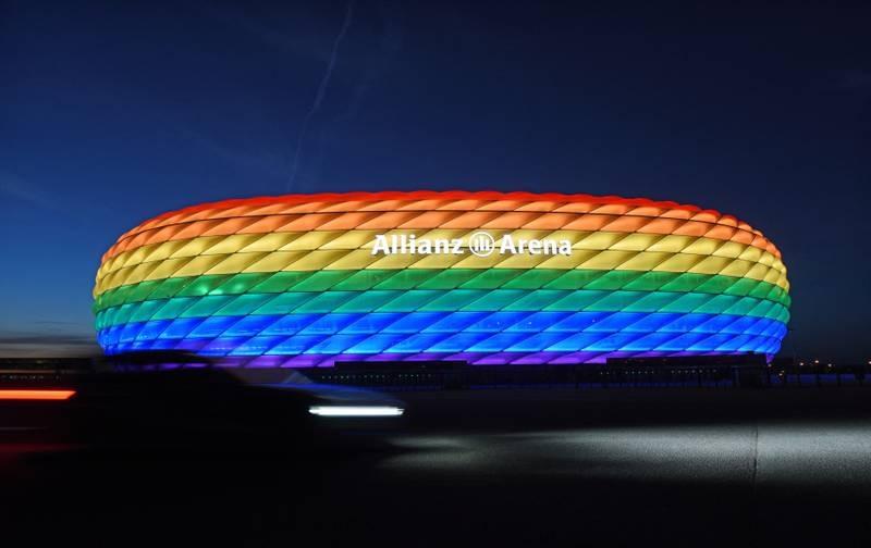 Euro 2021 : Munich veut un stade aux couleurs LGBT+ pour « bien » recevoir la Hongrie
