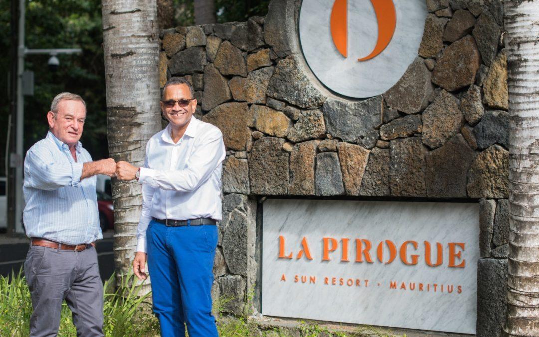 Sun Resorts : Clency Roméo nommé directeur général de La Pirogue