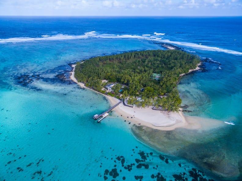 Le Secret Island Escape de l'île des Deux Cocos : Un majordome à disposition
