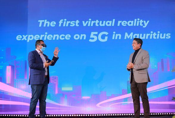 Mauritius Telecom : La 5G à Maurice