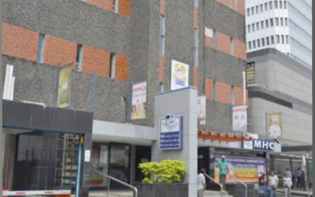 Un cas positif à la MHCL : Le bureau de Port-Louis fermé jusqu'à nouvel ordre
