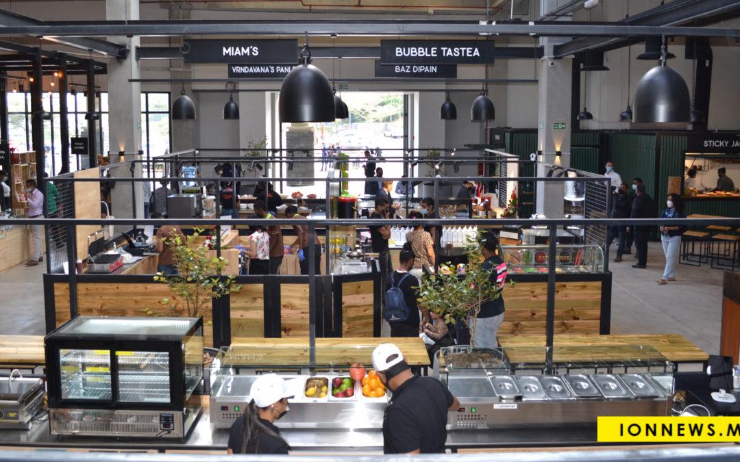 42 Market Street : un marché atypique avec épicerie, repas et produits locaux