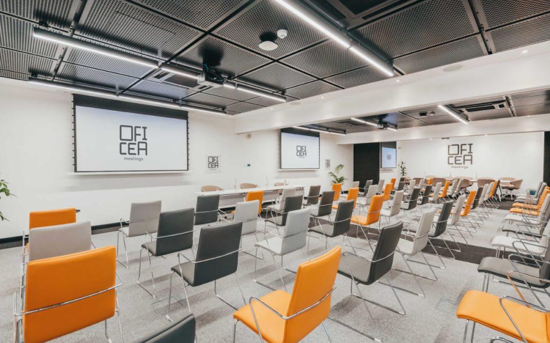 Workspitality : Oficea propose des salles de réunion modulables