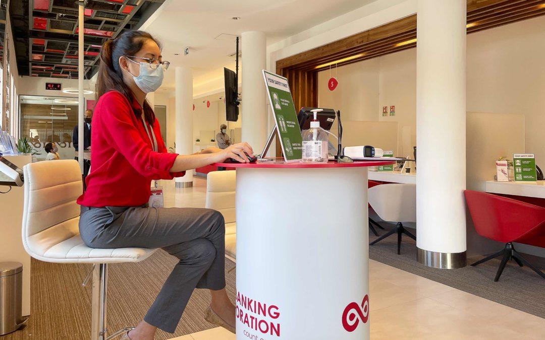 ABC Banking : Une succursale rénovée axée sur les besoins modernes des clients