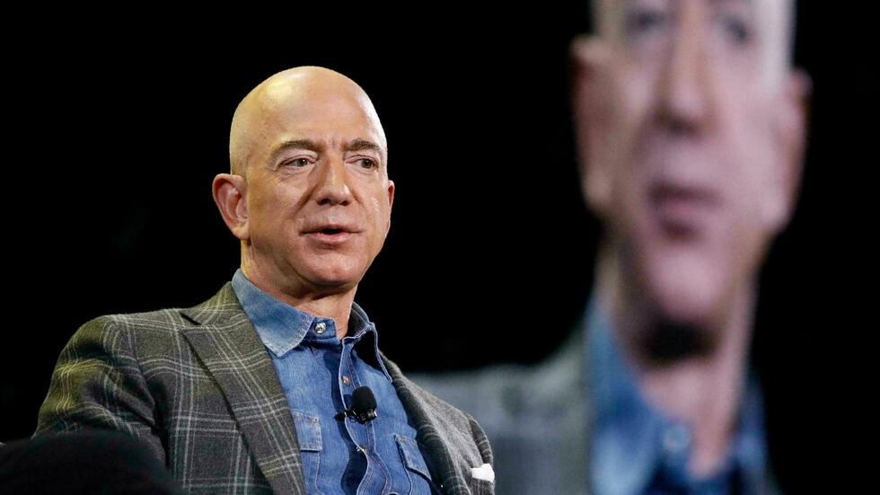 Le milliardaire américain Jeff Bezos quitte la direction d'Amazon