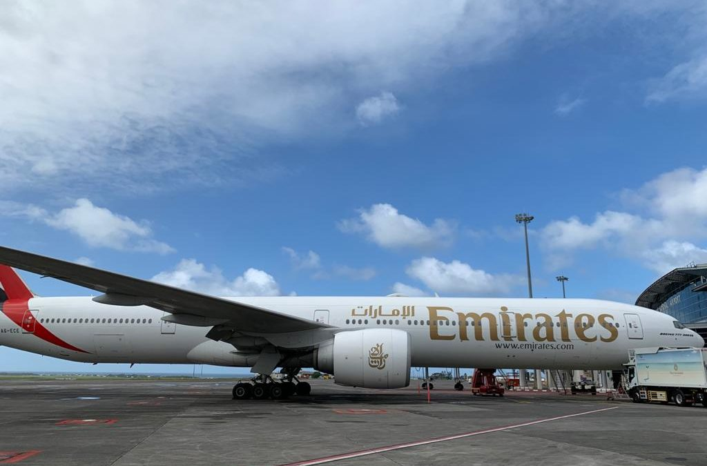 Emirates reprend ses vols passagers vers Maurice