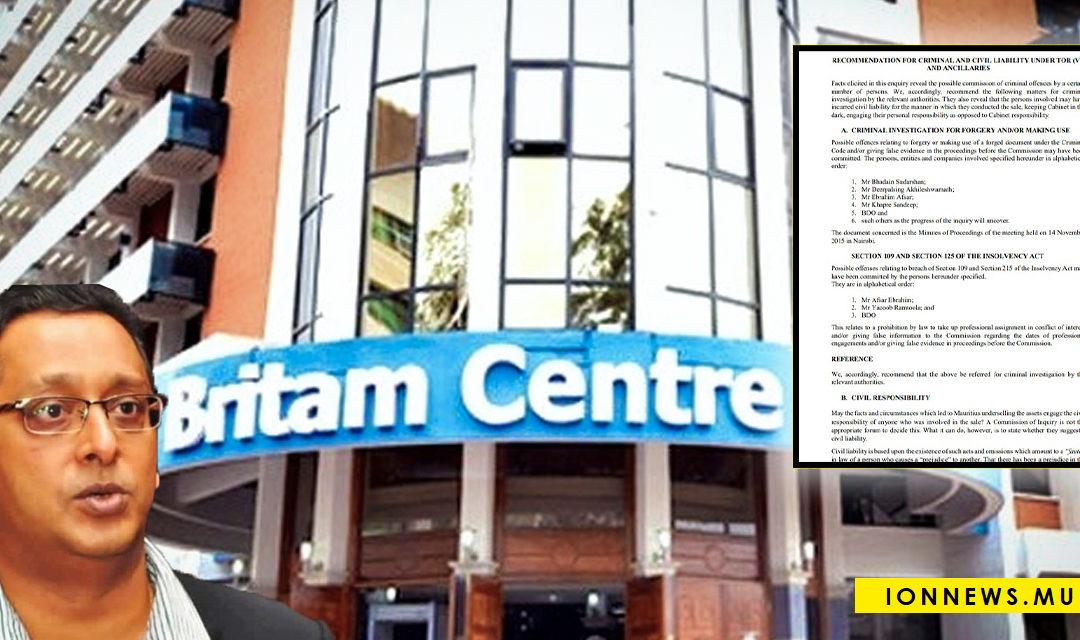 Affaire Britam : Création d'une équipe spéciale au sein du CCID pour cette enquête