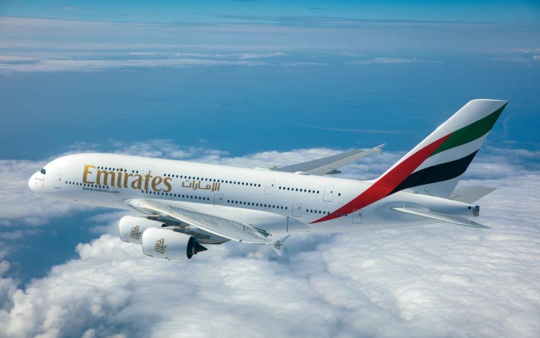 Emirates redémarre ses vols passagers vers Maurice