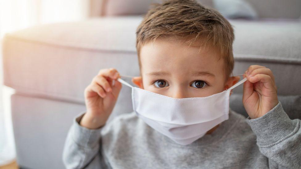 Covid : Le risque extrêmement faible parmi les enfants
