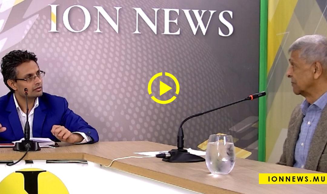 Dr Deoraj Caussy : « La vitesse de circulation du virus est similaire à celle d'un variant »