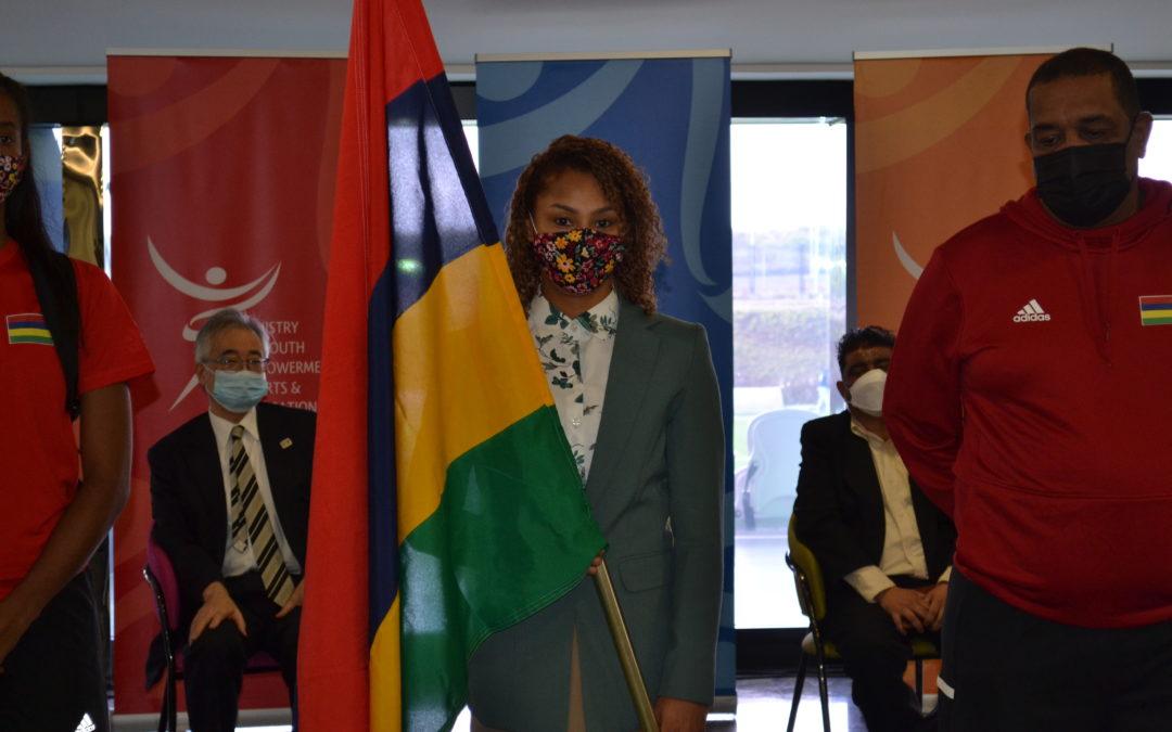 [Jeux paralympiques de Tokyo] Noemie Alphonse sera le porte-drapeau de Maurice