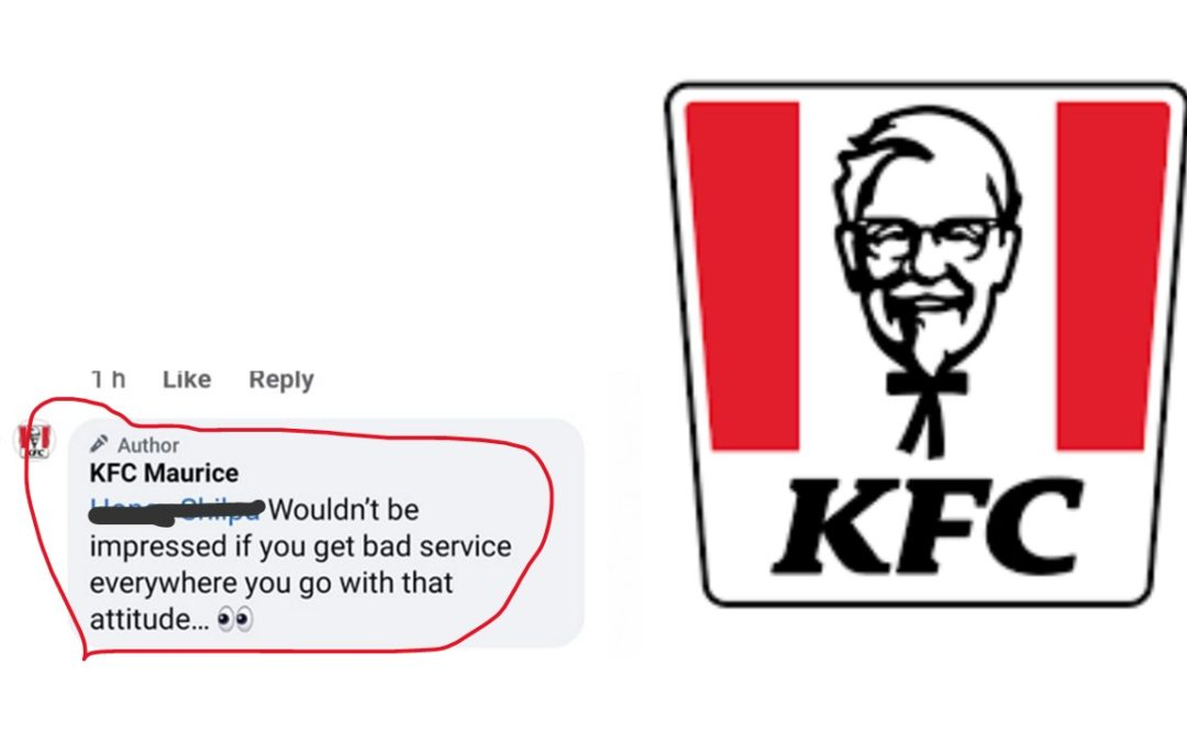Modérateurs jugés trop agressifs par les internautes : Patricia Aliphon décortique la saga KFC Maurice