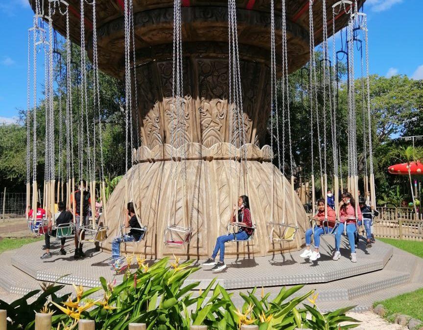 M-Kids : Journée détente au Casela Nature Parks