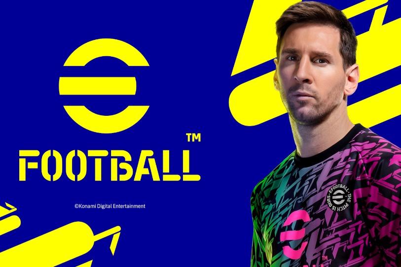 PES : Konami annonce le remplacement de sa licence par eFootball