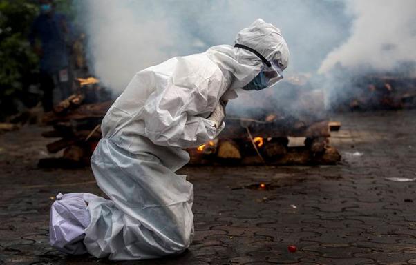 Inde : Le nombre de morts du Covid pourrait être entre 3,4 et 4,7 millions