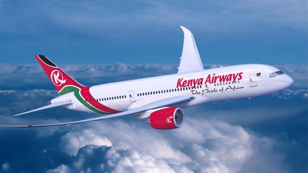 Kenya Airways revient à l'île Maurice