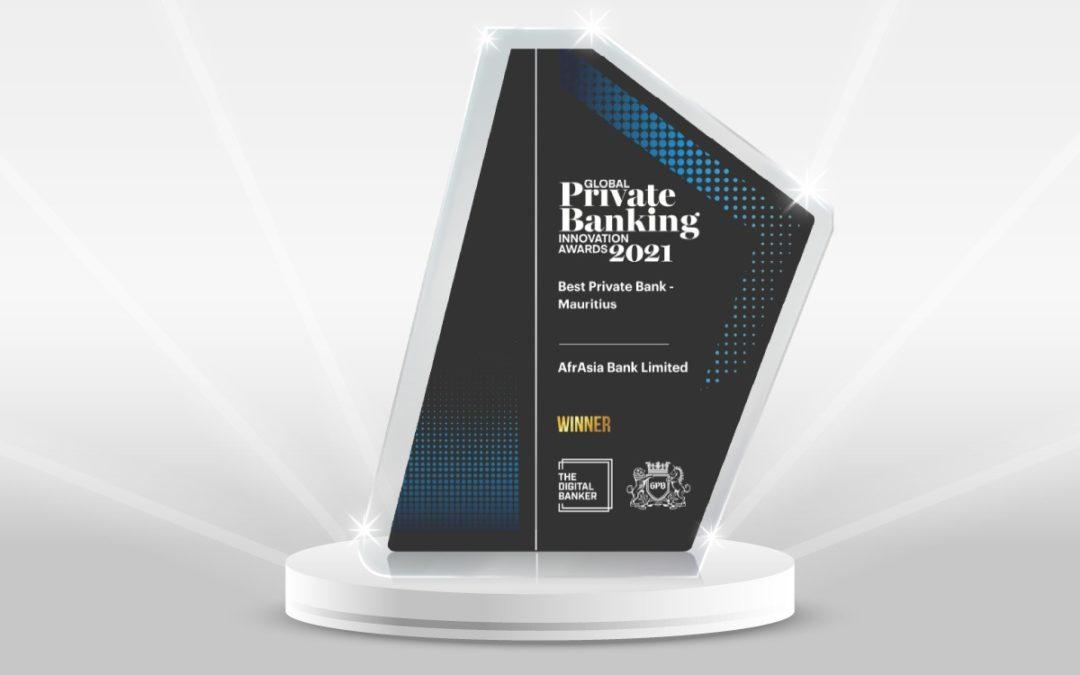 'The Believers' : AfrAsia Bank remporte deux prix prestigieux