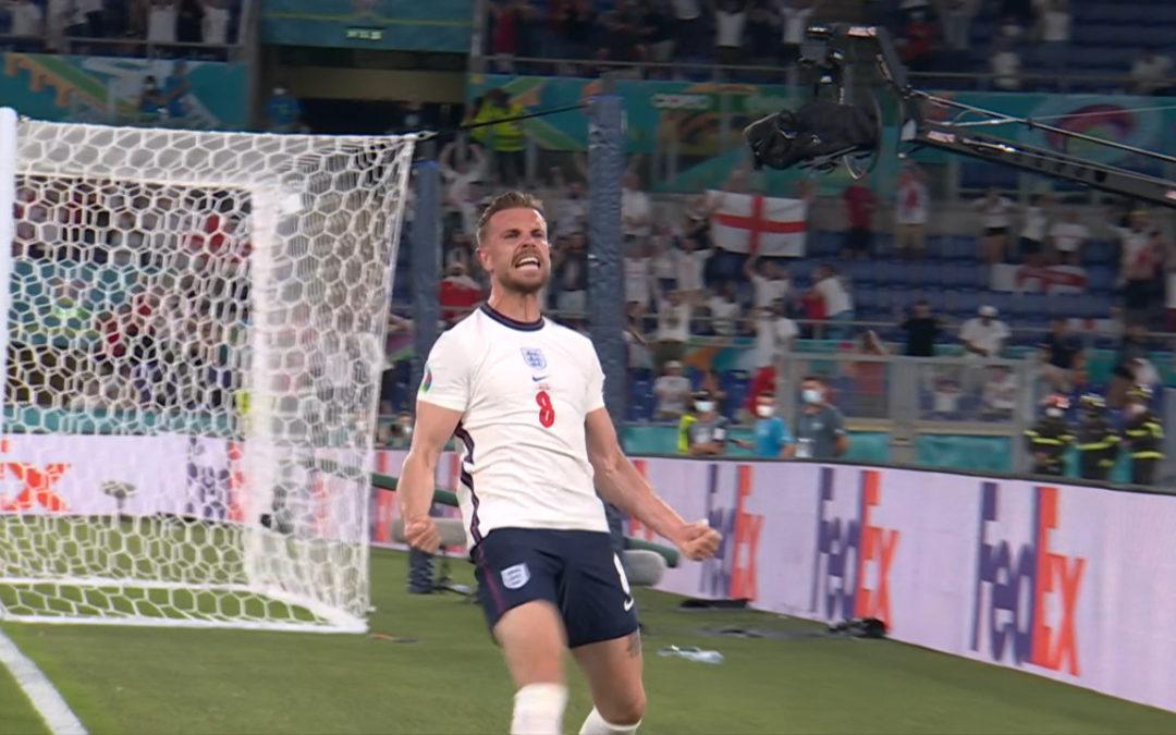 L'Angleterre écrase l'Ukraine et se qualifie pour les demi-finales