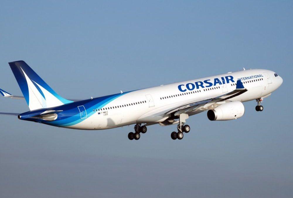 Corsair lance 5 vols hebdomadaires vers Maurice à partir d'octobre