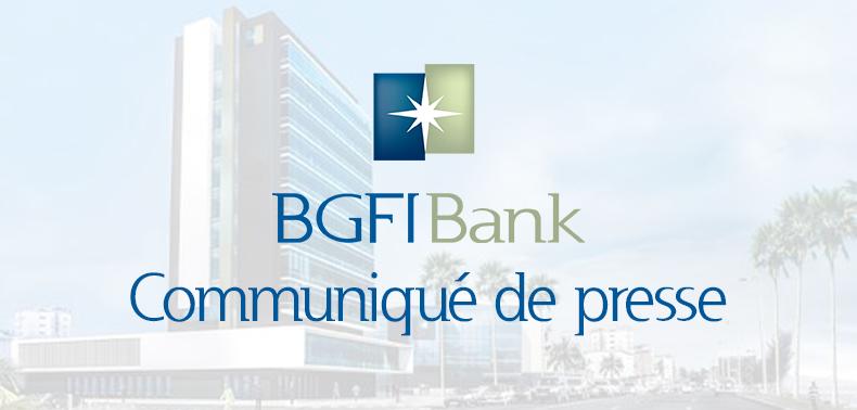 BGFIBank décernée meilleure banque d'Afrique centrale en 2021