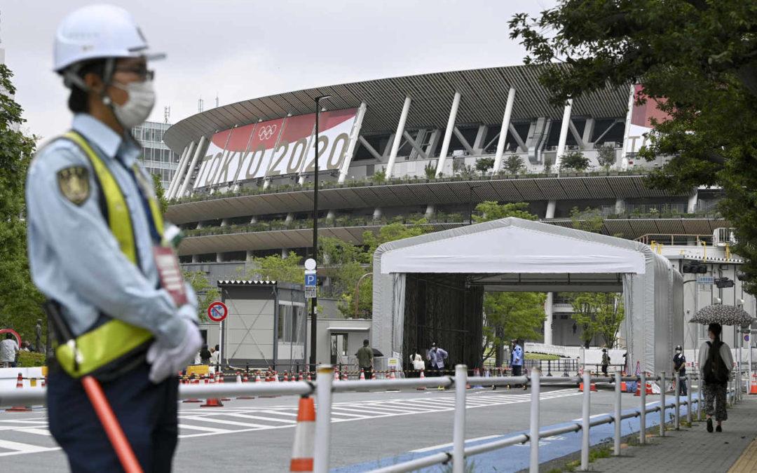 Covid-19 : le Japon réinstaure l'état d'urgence sanitaire à Tokyo pendant toute la durée des Jeux olympiques