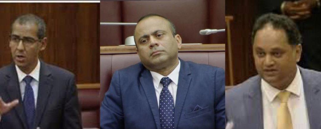 Bobby Hurreeram : « Je me demande si les honorables membres ont compris en quoi consiste le CIDB Bill »
