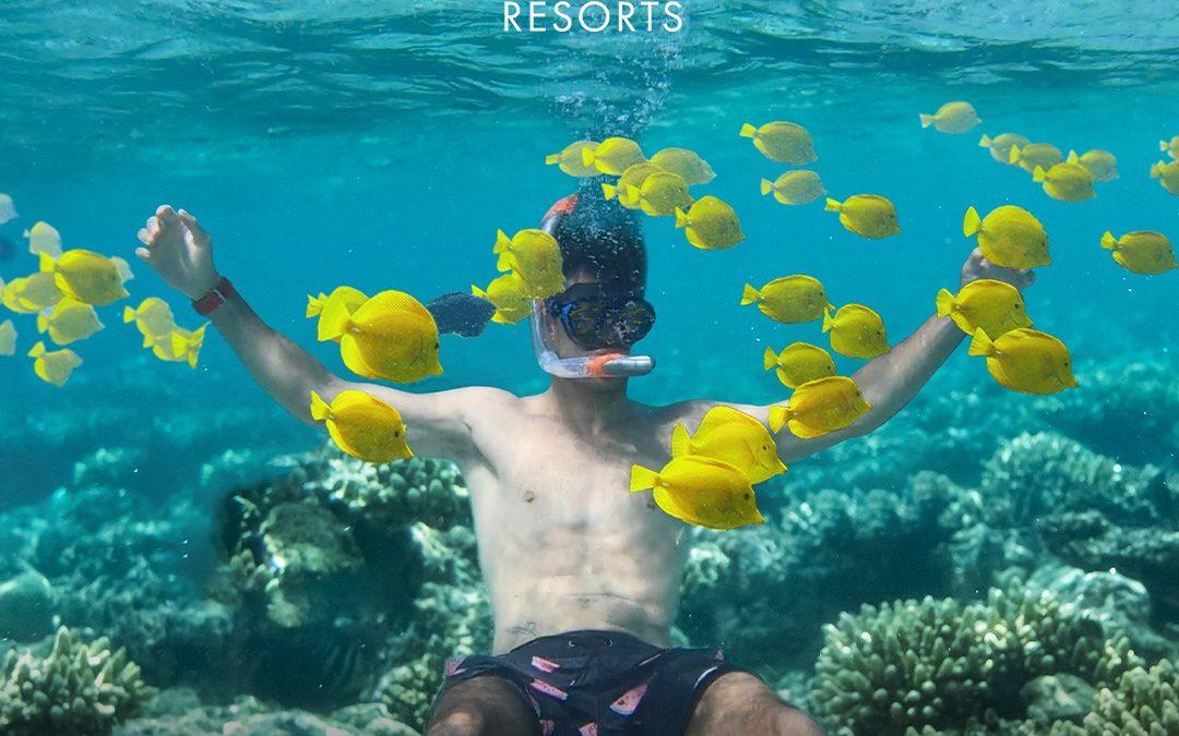 Sun Resorts dévoile sa nouvelle campagne #MyfirstSUNkissed qui célèbre la réouverture des frontières