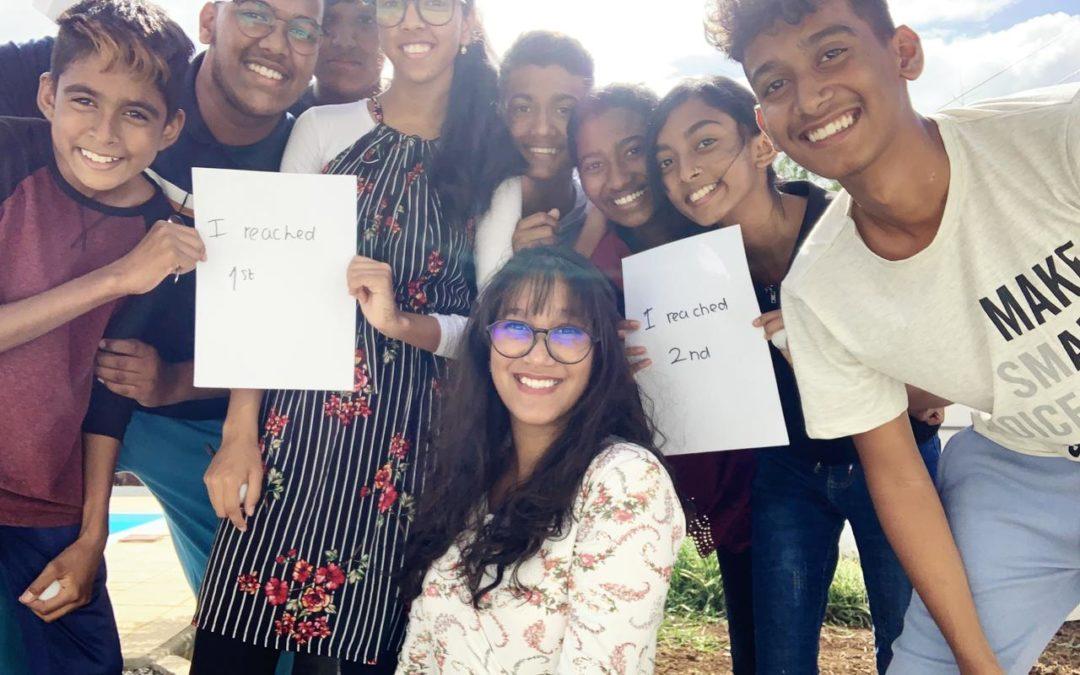 L'association M-Kids organise un atelier des adolescents