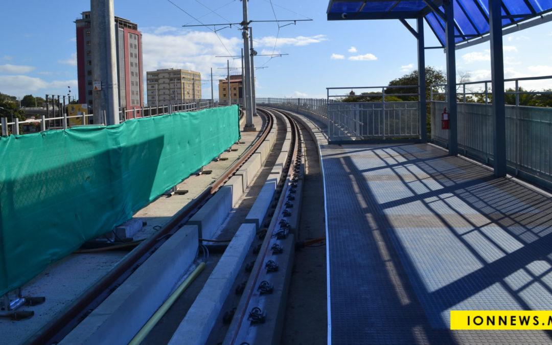 Metro Express : Le New Caudan LRT opérationnel ce dimanche