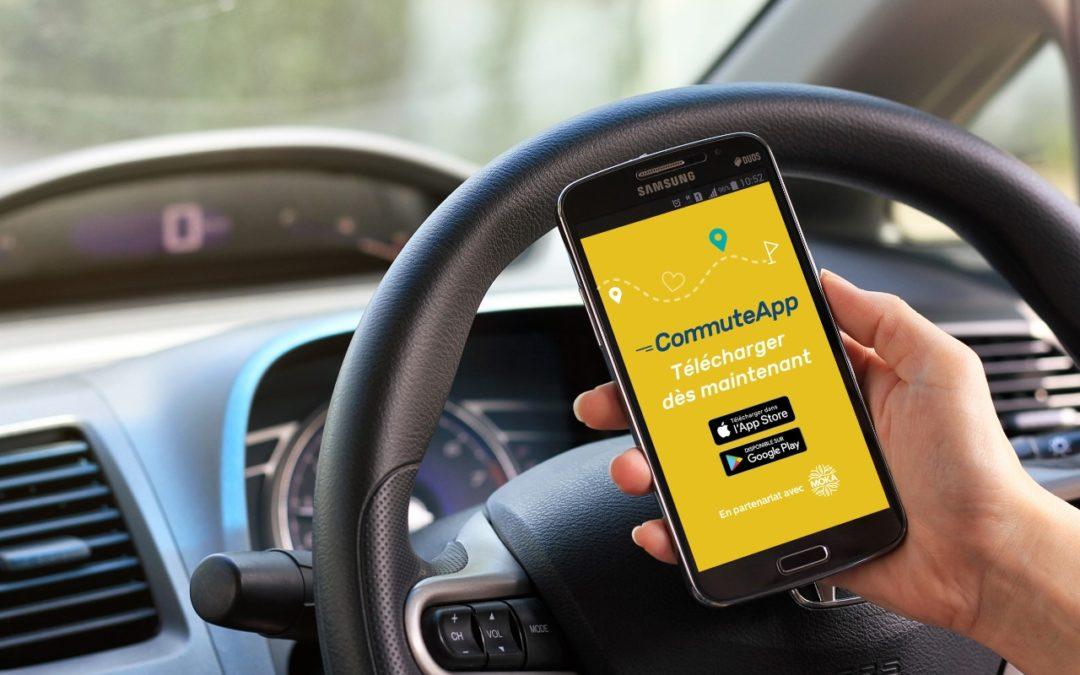 Covoiturage : La Smart City de Moka lance l'application Commute