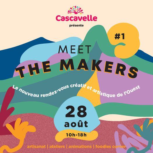 Cascavelle Shopping Mall présente Meet the Makers Market #1