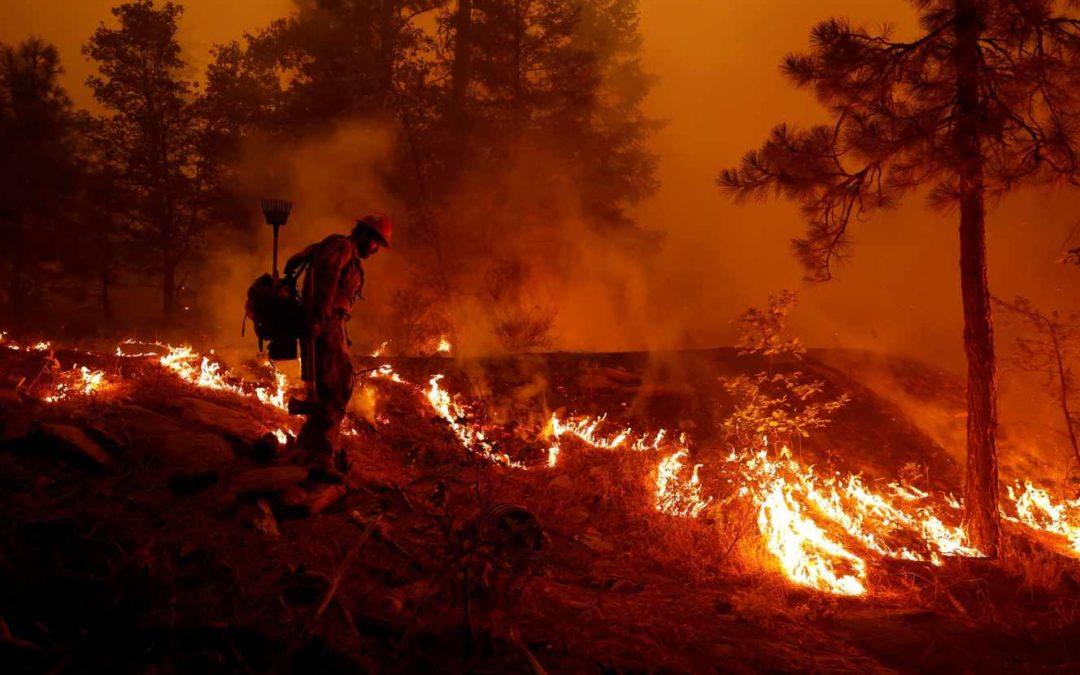 L'incendie Dixie Fire devient le deuxième plus grand feu de l'histoire de la Californie