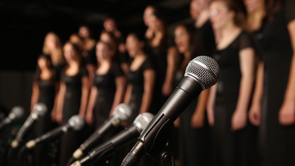 « Sa Nou Lavwa »,  Premier concours interrégional a capella
