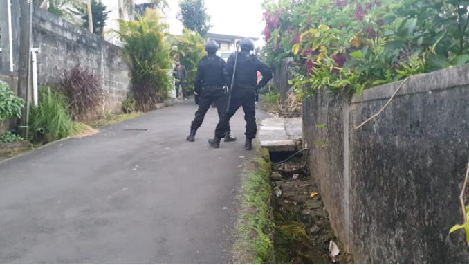 Six arrestations et plus d'une dizaine de maisons perquisitionnées lors de l'opération TIHSO
