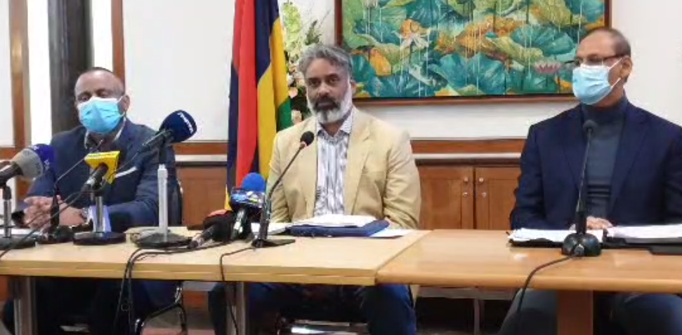 [Affaire Britam]  Bobby Hurreeram : « Aujourd'hui nous comprenons pourquoi il a quitté le gouvernement »