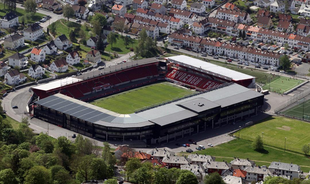 Norvège : Filmés en pleine orgie dans leur stade, des footballeurs du SK Brann font scandale