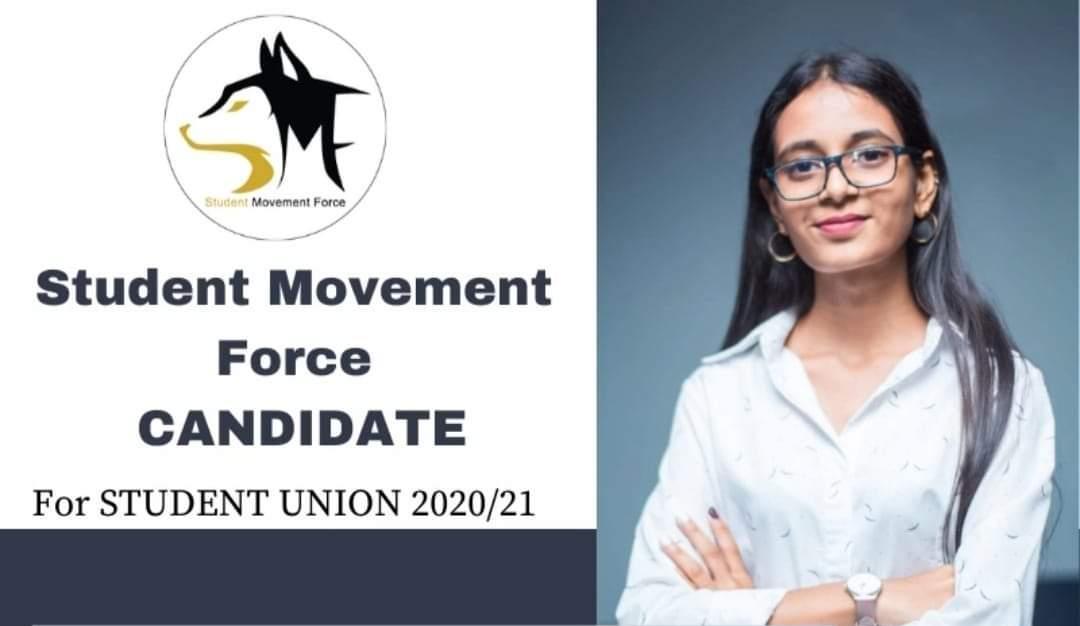UTM : Jeshni Ittoo, première femme présidente de la Student Union
