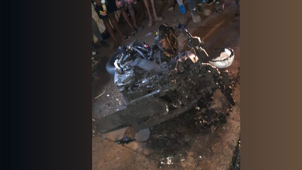 Accident à Richelieu entre deux motos : Un mort et trois blessés