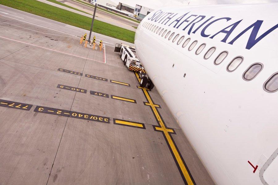 Johannesburg : Air Mauritius en octobre, South African Airways bientôt ?