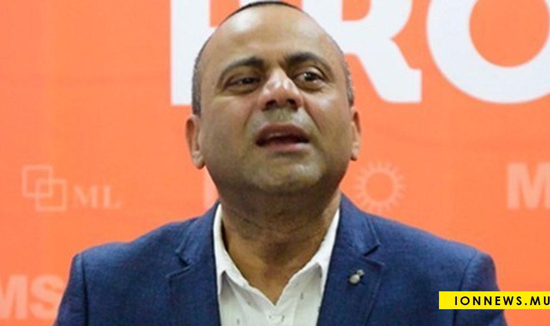 [Mise en demeure de Roshi Bhadain] : Bobby Hurreeram : « Je n'ai encore rien reçu »