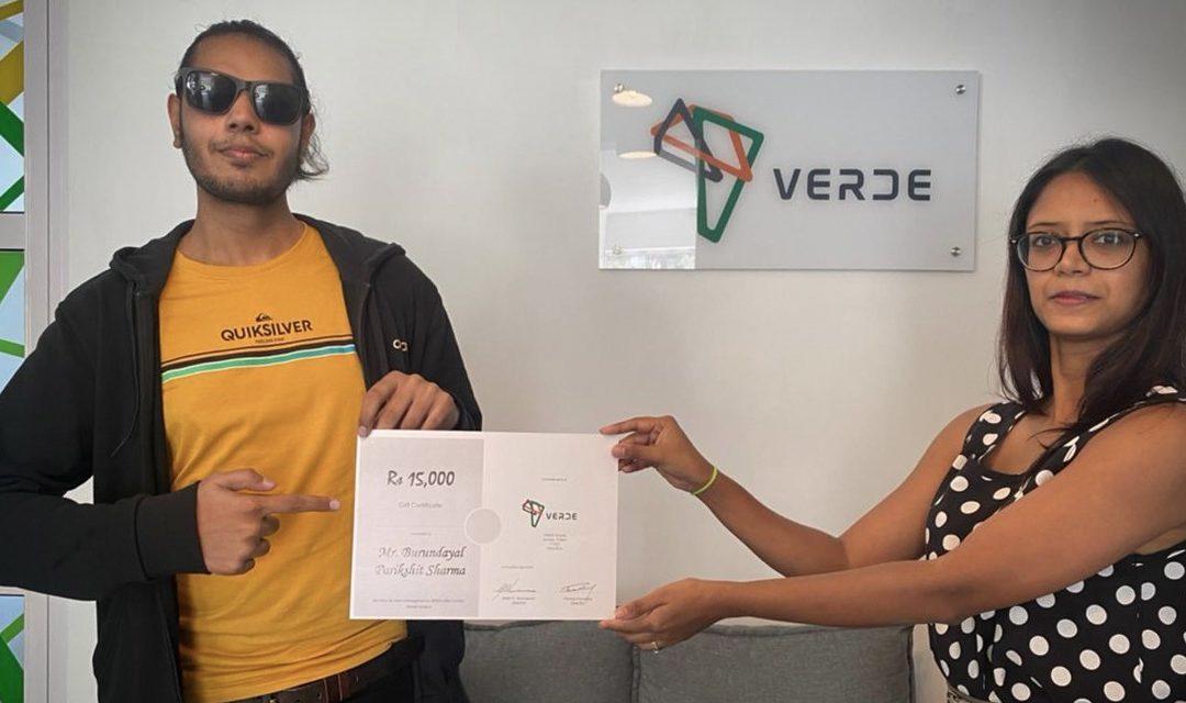 Fantasy League de VERDE : Akhilesh Burundayal, l'heureux gagnant, 1er à Maurice la saison dernière