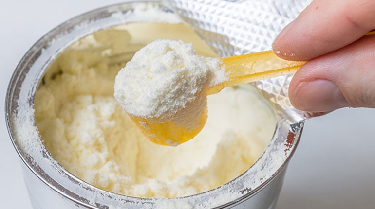 Huile de soja et lait en poudre : La STC lancera un appel d'offres