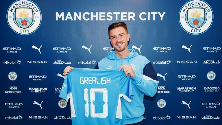 Malgré la pandémie, Manchester City fait sauter la banque et s'offre Jack Grealish