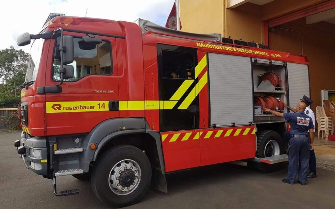 Sainte-Croix : Une maison prend feu