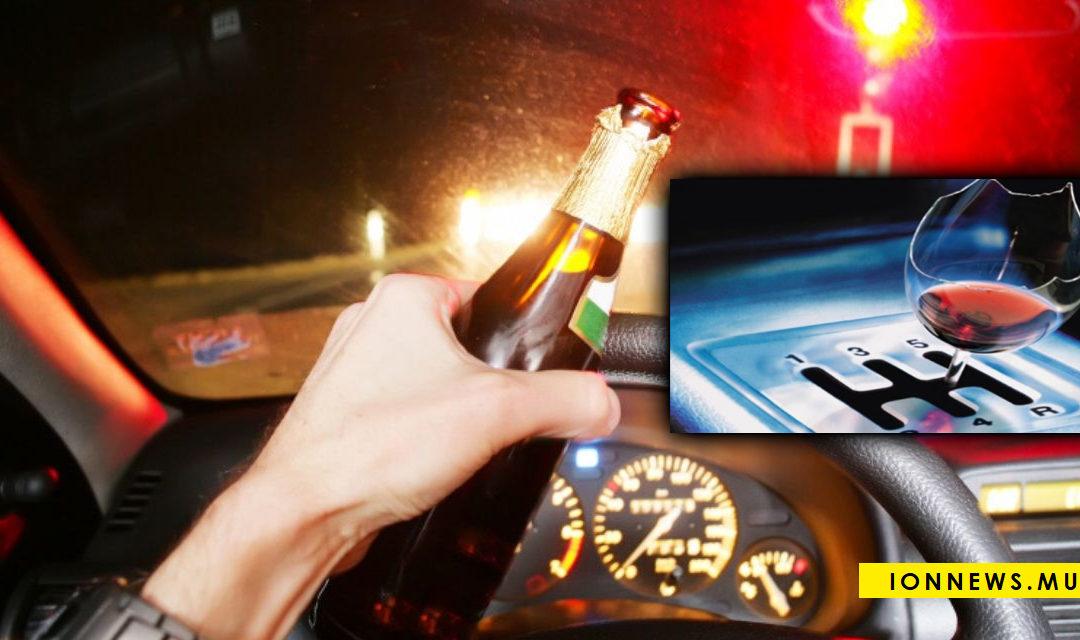 En Une: Alcool au volant, 40 % d'accidents au tournant