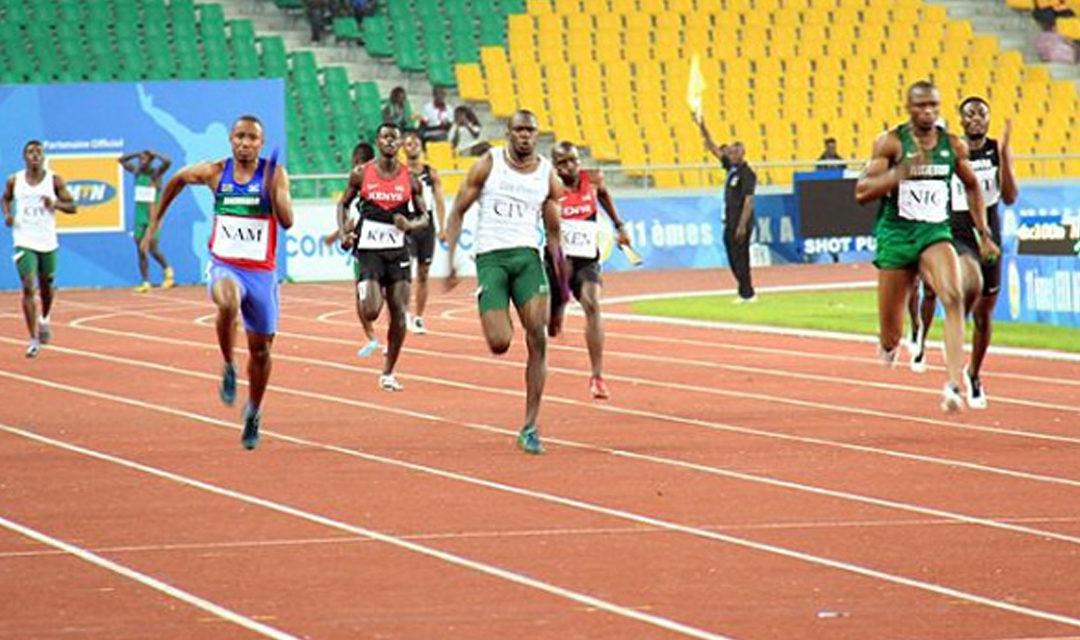 La tenue de la première réunion du comité d'organisation du 22e championnat d'Afrique senior d'athlétisme