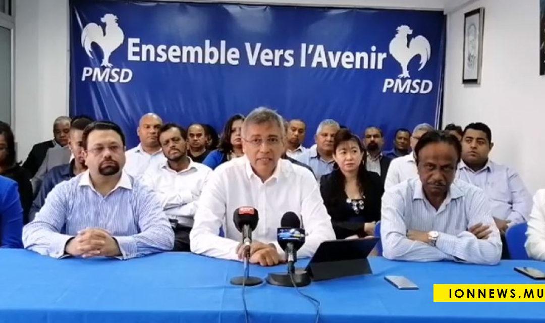 Rumeurs de démissions au sein du PMSD : Le BP des bleus se réunira ce mercredi après-midi