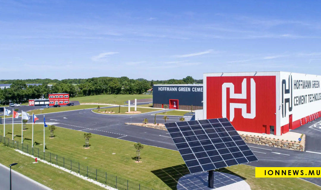 Hoffmann Green Cement Technologies va distribuer le ciment H-IONA à Maurice
