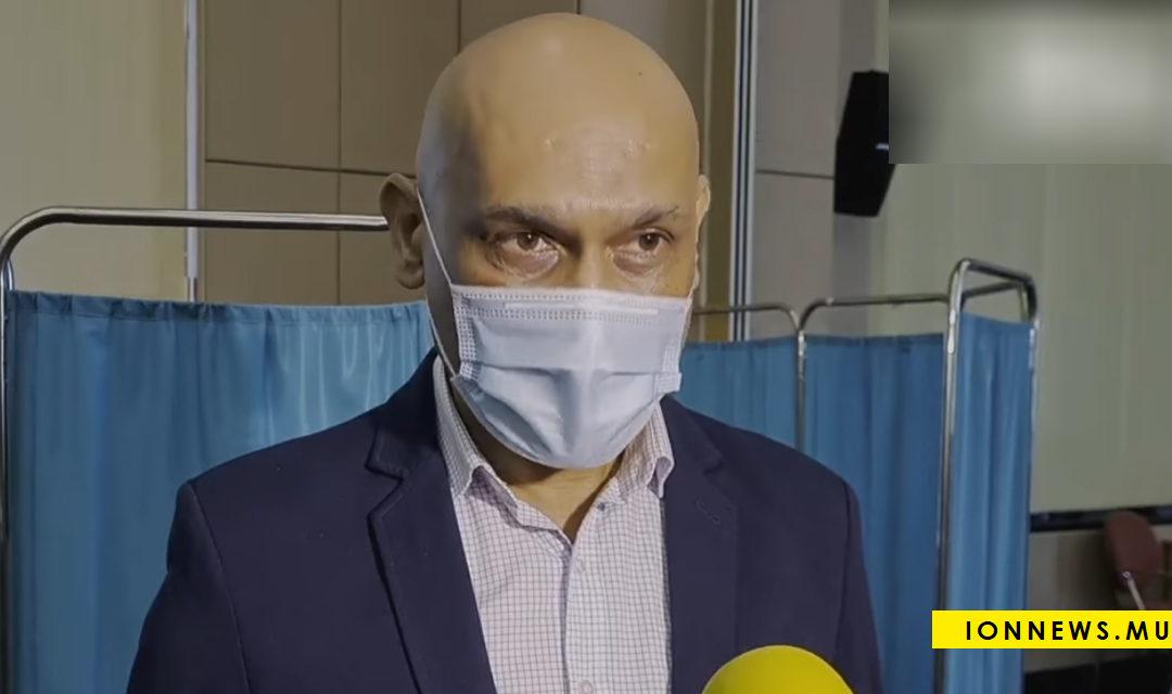 [Dose de rappel] Dr Jagutpal : « Une décision prise pour renforcer l'immunité de la population »