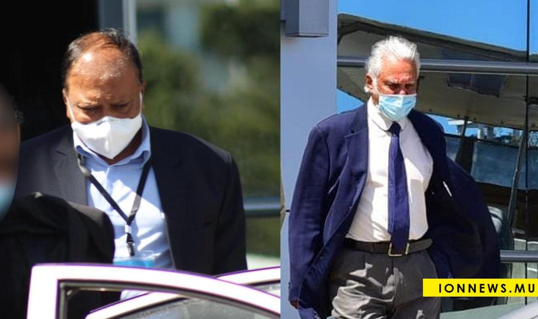 Affaire St Louis : Kreetykant Dosieah, CEO du CPB, interrogé 'under warning' depuis ce matin